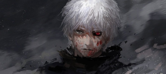 AMV: Токийский гуль — My Demons