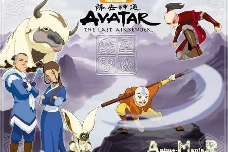 Аватар: Легенда об Аанге 1 сезон